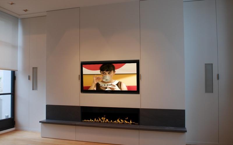 cin concept ecran et vid o projection integrations d. Black Bedroom Furniture Sets. Home Design Ideas