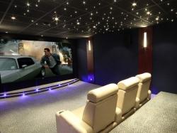 Salle cin concept salle de cin ma domicile paris - Salle de cinema privee ...