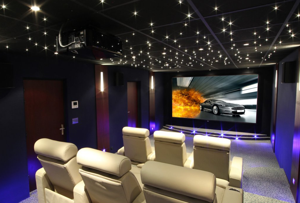 salle cinema maison awesome excellent la salle cinma with. Black Bedroom Furniture Sets. Home Design Ideas