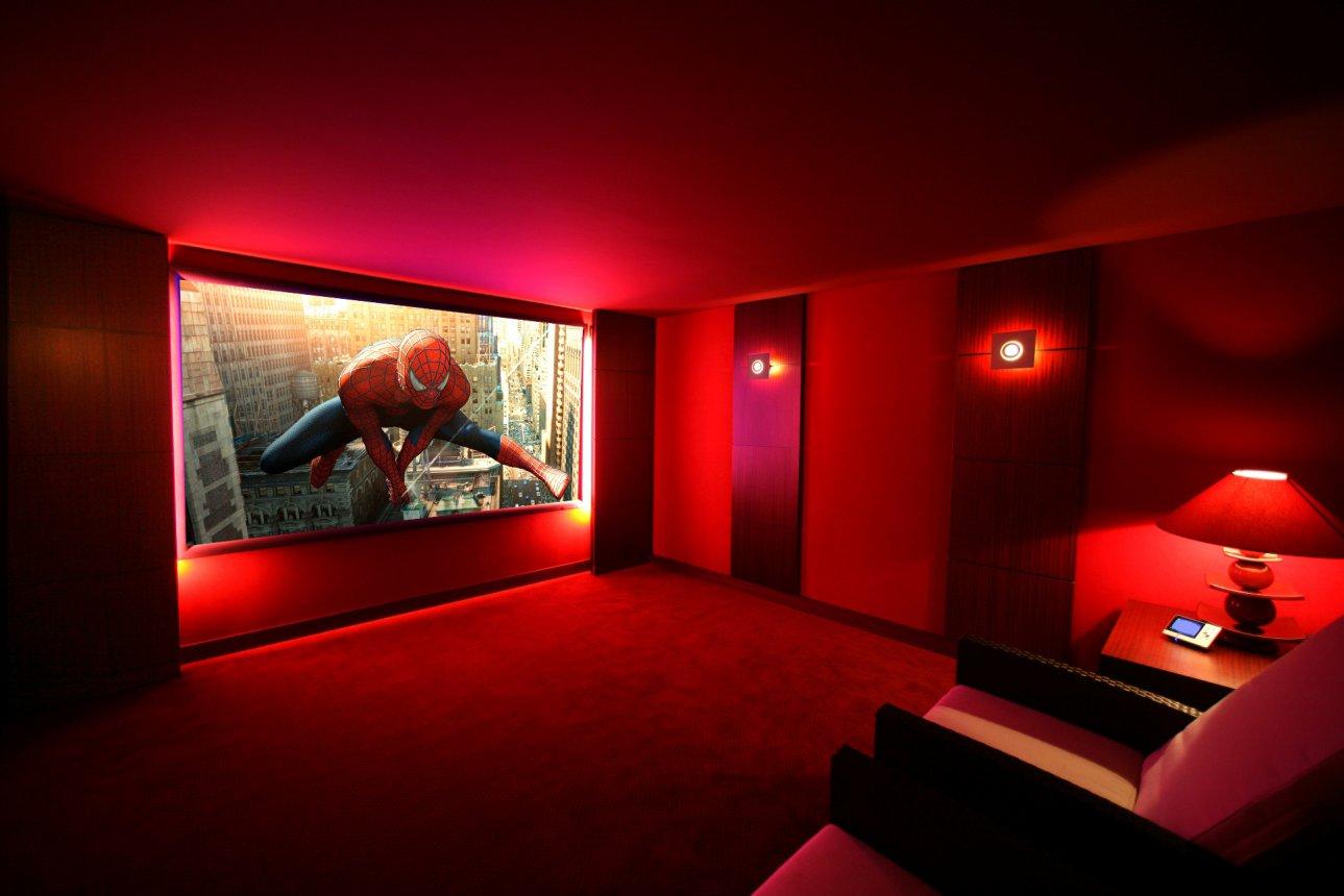 cin concept galerie photos home cin ma vid o projection traitement sonore. Black Bedroom Furniture Sets. Home Design Ideas