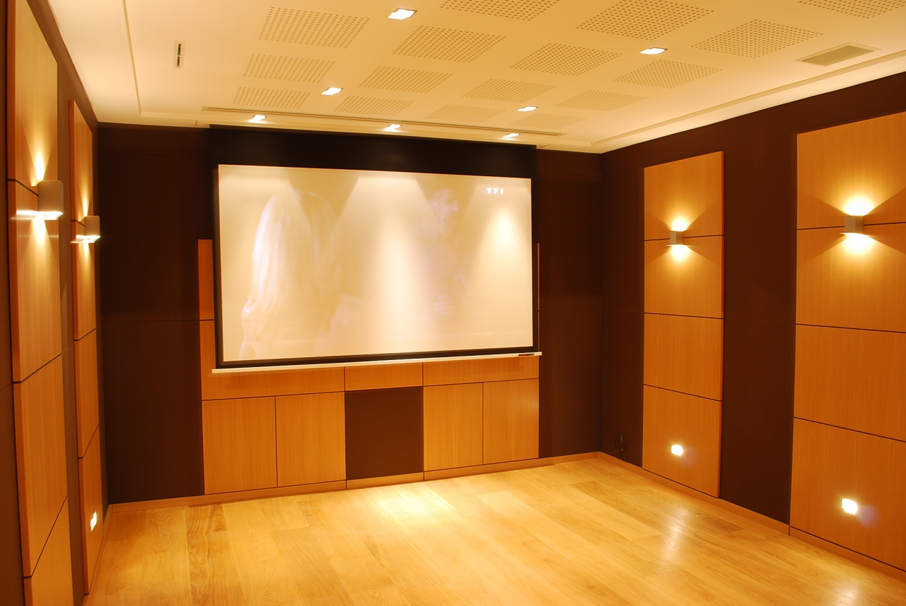 Petite salle dediee home cinema images - Home cinema salle dediee ...
