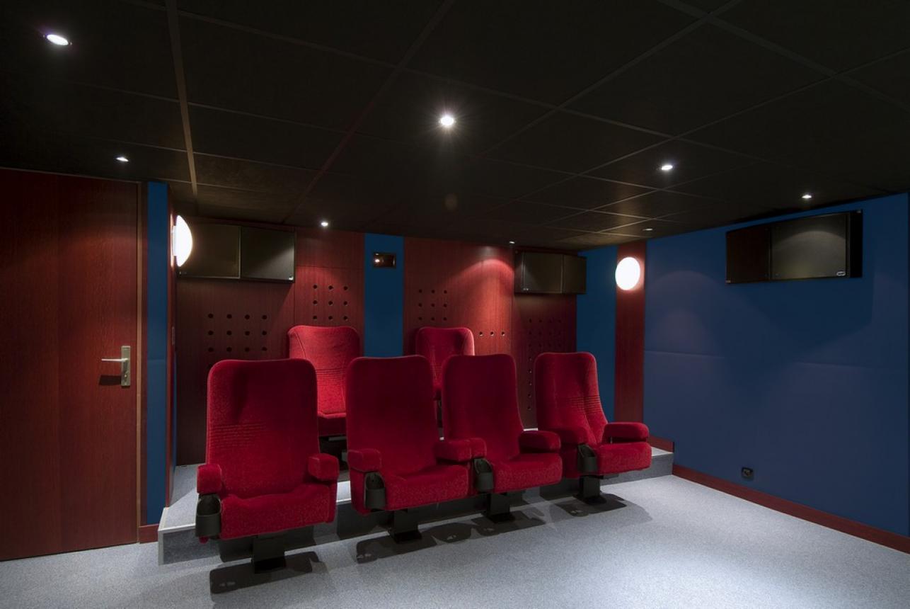 Cinéconcept | Galerie photos home cinéma, vidéo projection ...