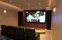 Salle Home Cinema Privee