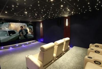 cin concept int grateur home cin ma salle de cin ma pour particulier cran et vid o. Black Bedroom Furniture Sets. Home Design Ideas